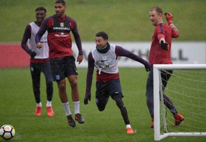 Jesse Lingard, Man United, England