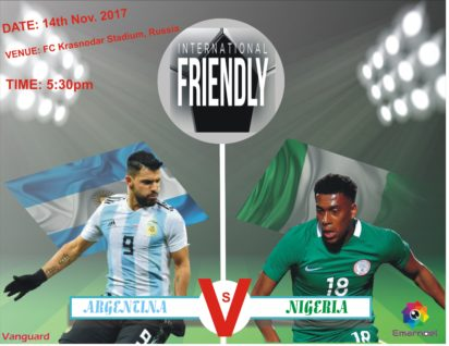 The Game Will Start At Pm Local Time Which Is Pm In Nigeria Eagles Spokesman Toyin Ibitoye Informed