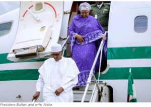 Buhari and Aisha