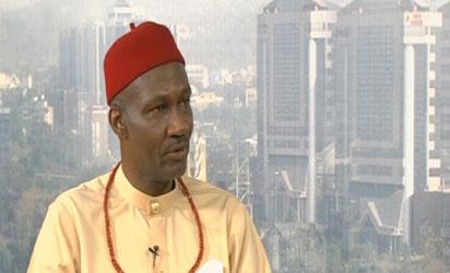 Dr. Cairo Ojugboh,