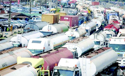 Image result for Apapa traffic: Lagos Govt sets up Mobile Court to try traffic offenders