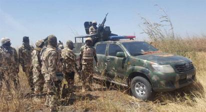 Boko Haram, army, NASS