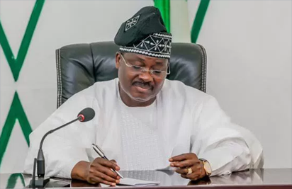BREAKING: APC names Ajimobi Acting National Chairman