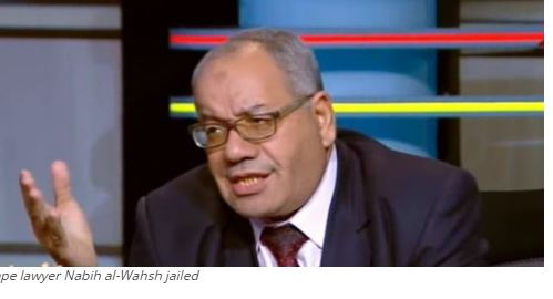 Pro-rape lawyer Nabih al-Wahsh jailed for saying any woman wearing provocative cloth should be raped