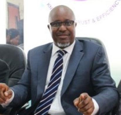 President of the Nigerian Council of Registered Insurance Brokers, NCRIB, Mr. Shola Tinubu