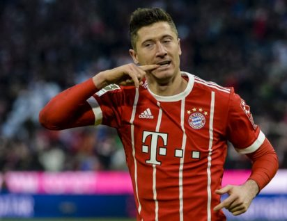 Lewandowski 'needs a change' after four years at Bayern