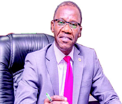 •Charles Udoh, Commisioner for Information, Akwa Ibom State