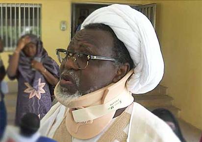 El-Zakzaky, IMN, Buhari