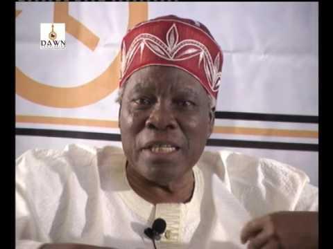 Yoruba never demanded Nigeria's breakup — Prof. Akintoye