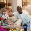 FLASHBACK: Fani-Kayode and ex-wife, Precious Chikwendu sharing love