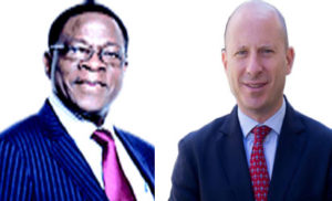 •NB Chairman, Chief Kolawole Jamodu & •NB MD, Jordi Borrut Bel