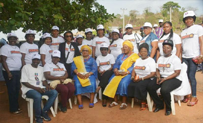 Olori Tinuade and Adejoke Agbede, wives of Olowa of Owa others
