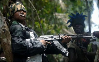Gunmen attack bullion van in Delta