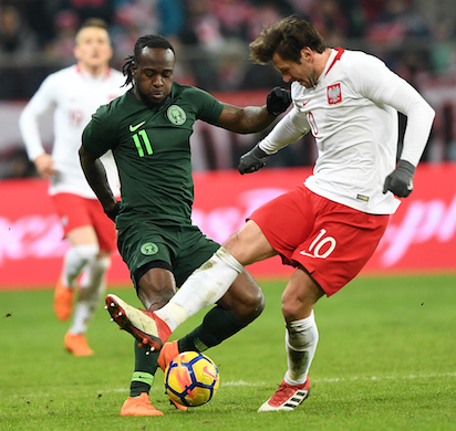 Nigeria Vs Poland