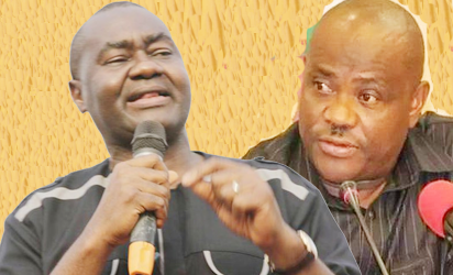 Lloyd to Abe: Take Amaechi out of my personal views