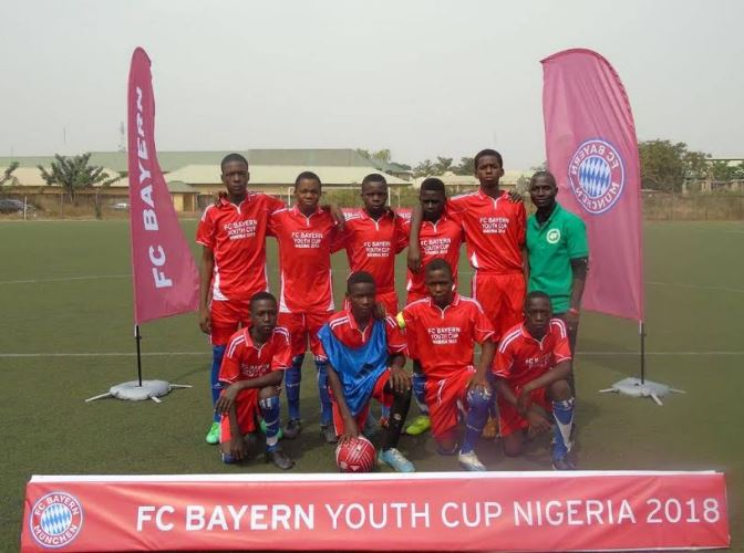 Abuja to host Bayern Youth Cup National finalist teams