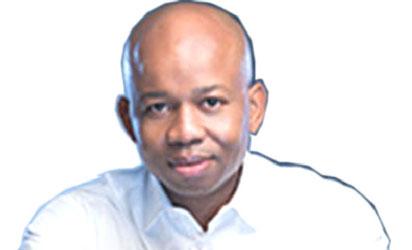 •Uzoma Dozie, Managing Director, Diamond Bank Plc