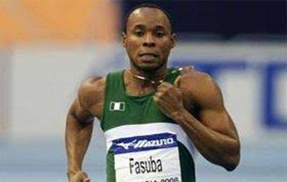 Fasuba laments shortage of Nigerian sprinters at world stage