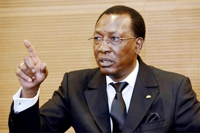 President Idriss Deby of Chad