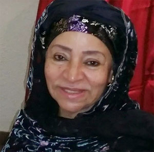 Abacha's wife fumes, says it's wrong to lie against his late husband