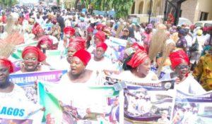 Agboyi-Ketu endorses Ambode for second term