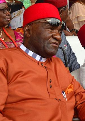 Nwodo, Buhari