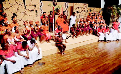 Ola Rotimi's play recreates British punitive expedition to Benin Kingdom