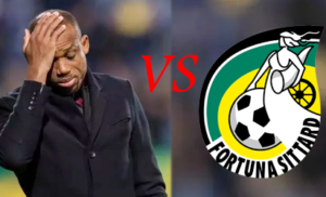 Fortuna Sittard happy to move on from Oliseh's 'illegal activities' allegations