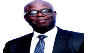 Managing Director, DavoDani Microfinance Bank Limited, Mr. John Ologe