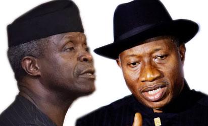 N150bn 'shared' in 2015: You lied, Jonathan replies Osinbajo
