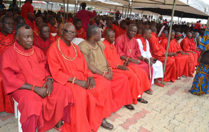 Oba's Curse: Come and take your pubic hairs, pants in our