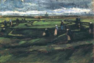 First Van Gogh in 20 years to go under hammer in Paris