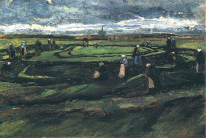 First Van Gogh in 20 years to go under hammer in Paris
