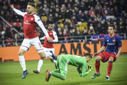 SKA Moscow vs Arsenal