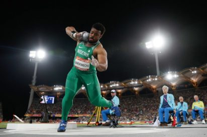 Commonwealth Games 2018: Enekwechi clinches shot put ...