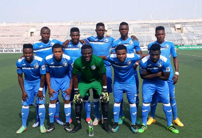 CAF Confederation Cup: Enyimba fly out to Brazzaville to battle CARA
