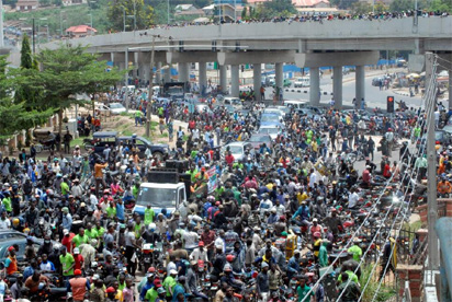 People's Talk: Lagosians react to ban of Okada, tricycle in 15 LGAs
