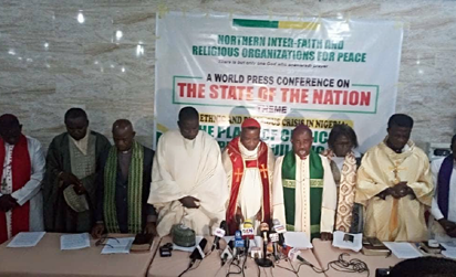 Clerics berate Danjuma on arms revolt, salutes Nigeria Army