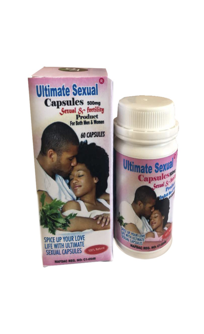 ultimate herbal capsule