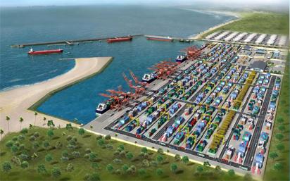 Deep Seaport