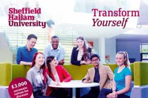 We Can Answer The Questions You Have About Studying In The UK! Meet Sheffield Hallam Representatives In Ibadan & Lagos For Face-To-Face Conversations