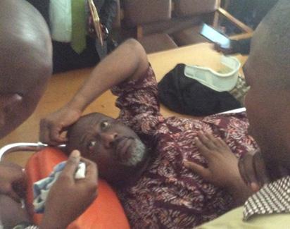 Breaking: Dino Melaye granted N10m bail in Lokoja