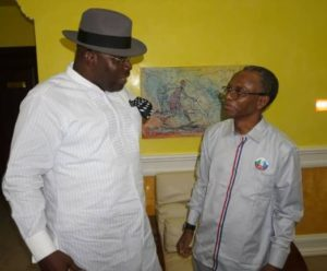 Dickson and El-Rufai