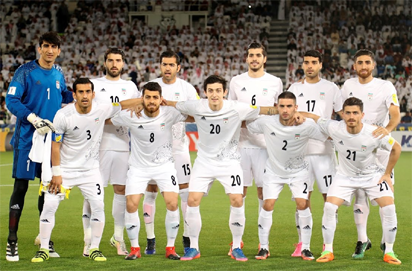 Iran World Cup squad includes stars banned for Israel…