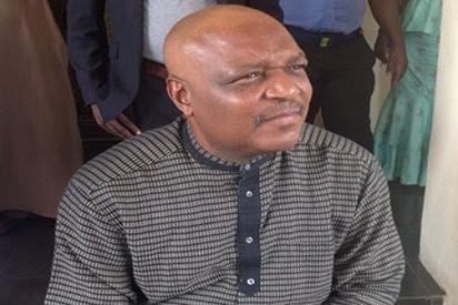Breaking: Supreme Court upholds conviction of ex-Taraba Gov, Jolly Nyame