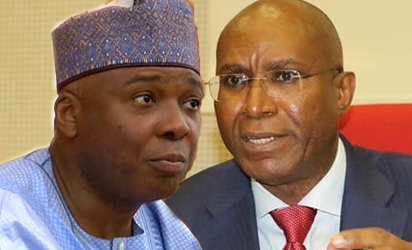 Omo-Agege attends Senate plenary