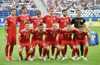 FIFA World Cup (32 Days to go) : Team Profile – RUSSIA
