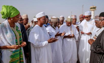 Nigeria: Buhari in Katsina for Party Congress