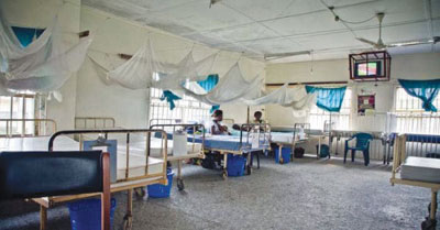 Shehu Badamasi,hospital