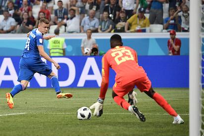 Nigeria vs Iceland